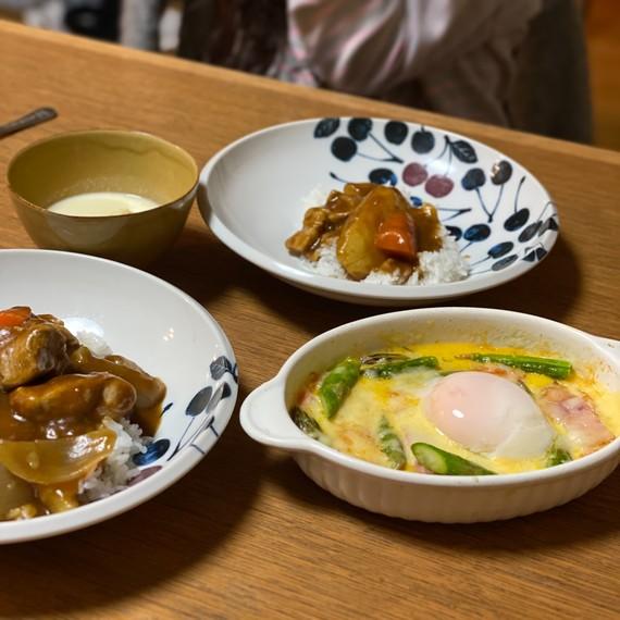 純日本風カレー